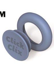 ClickClix M Hellblau