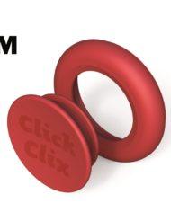 ClickClix M Rot