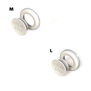 Pack M + L Weiß
